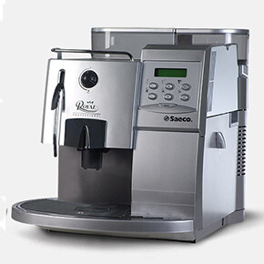Saeco Royal Professional Redesign Coffee Machine Repair Service Tips